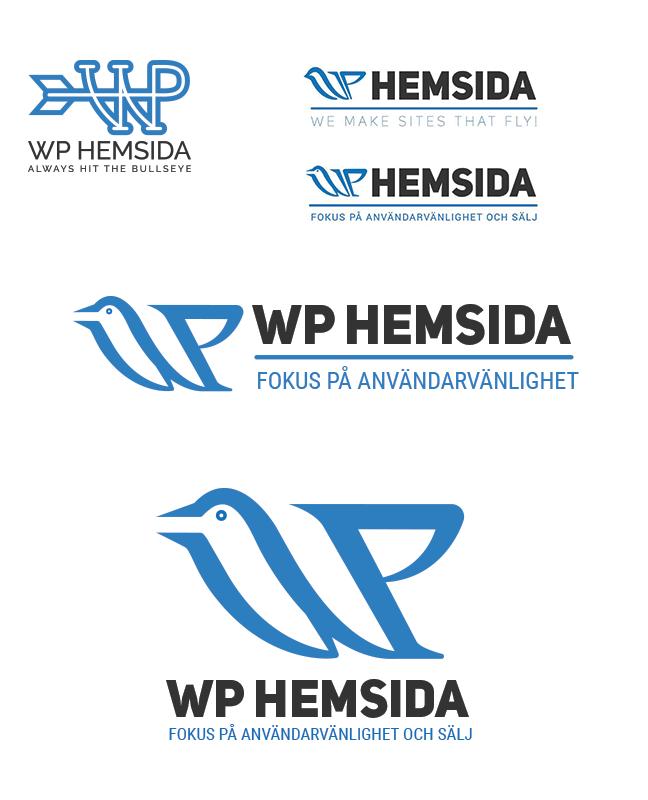 WP Hemsida Process