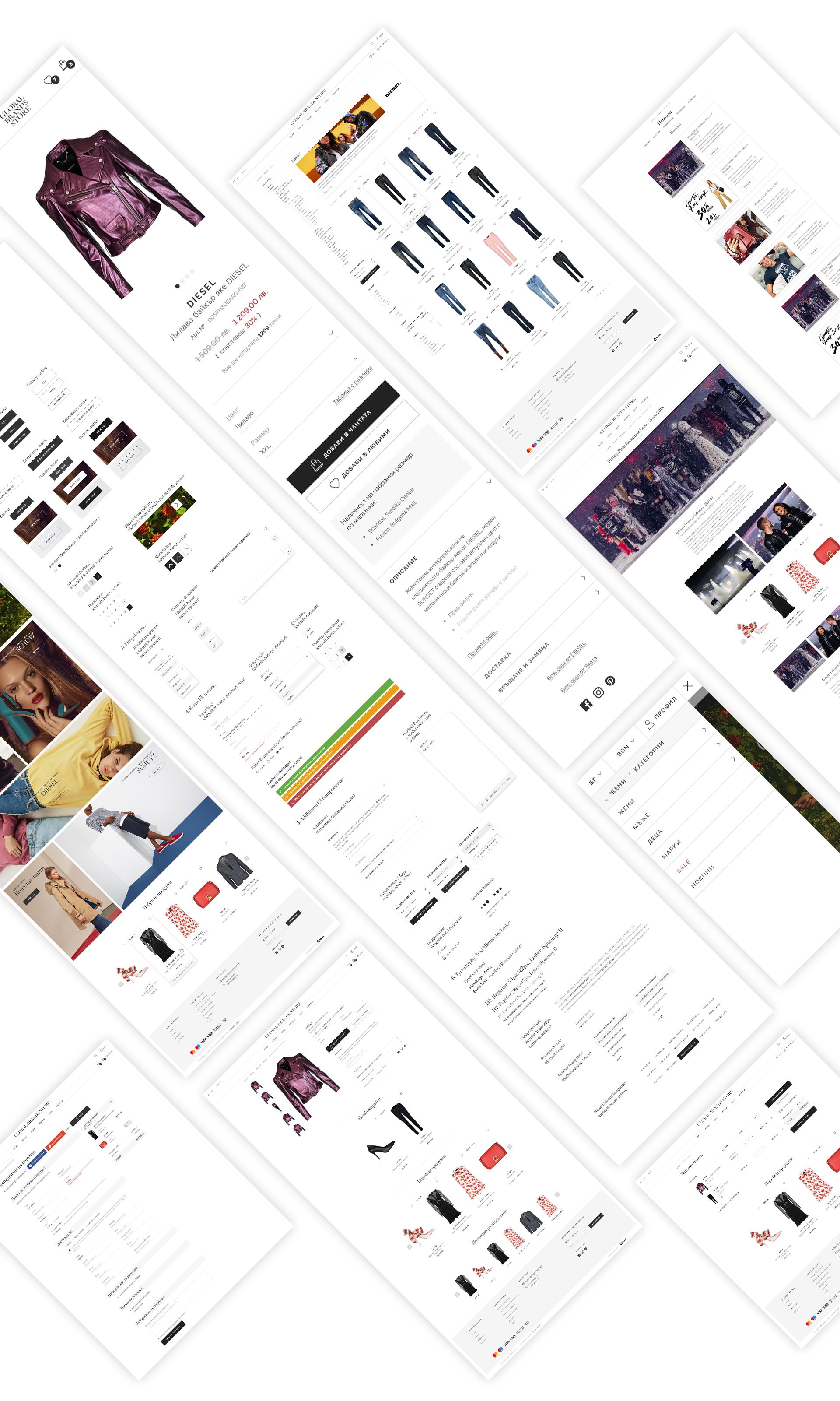 Global Brands - All Screens
